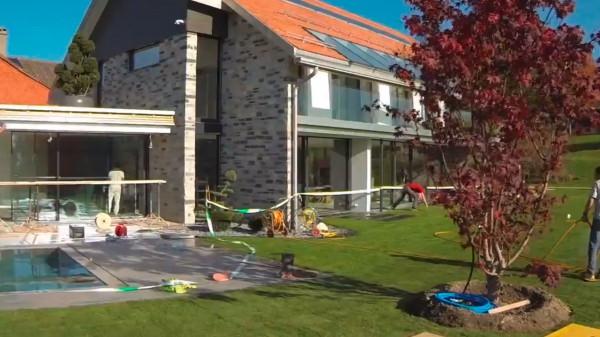 Bretigny-sur-Morrens – Villa individuelle – 2014