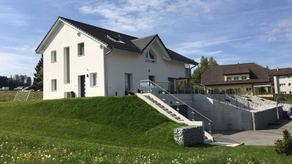 Bottens – Villa individuelle – 2013