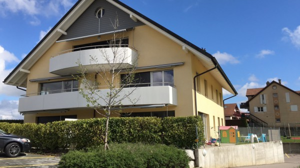Bottens – 8 appartements – 2010