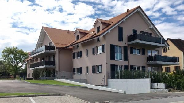 Poliez-le-Grand – 15 appartements – 2016