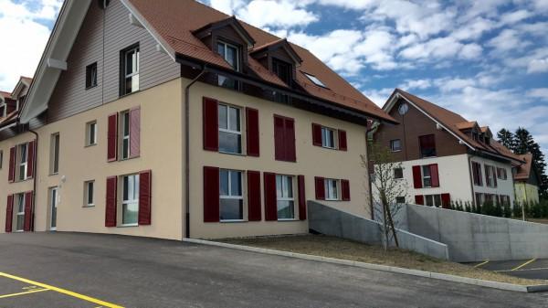Poliez-le-Grand – 12 appartements – 2016