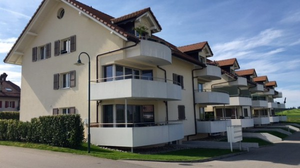 Bottens – 18 appartements – 2011