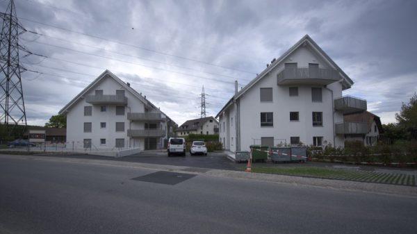 Bretigny-sur-Morrens – 19 logements – 2017