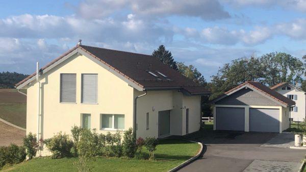 Froideville – 2 villas – 2018