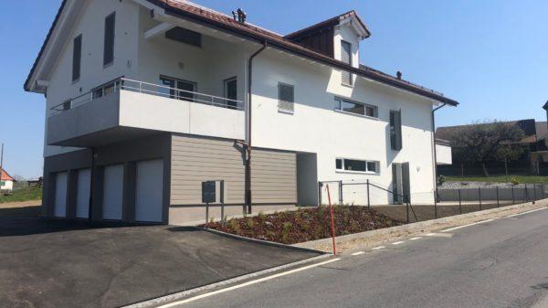 Poliez-Pittet – Immeuble – 2019