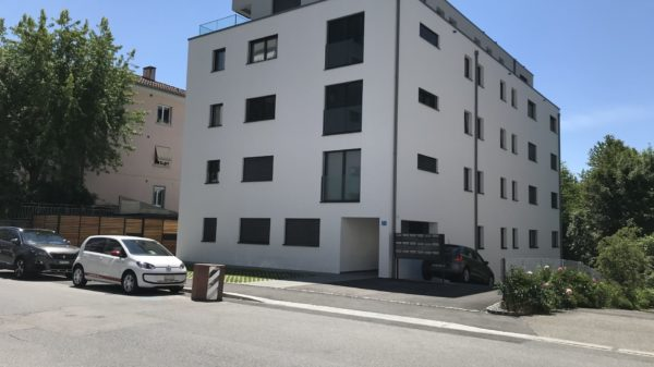 Lausanne – Immeuble – 2019