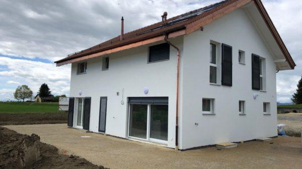Villars-le-Terroir – Villa de 2 appartements – 2019